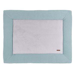 Playpen mat Sun mint/stonegreen - 75x95