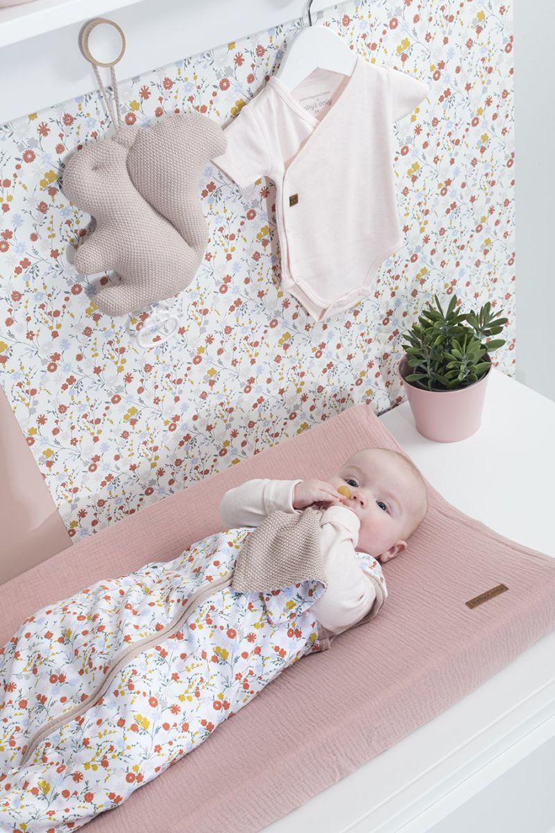 sleeping bag bloom old pink 70 cm