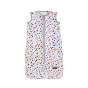 Sleeping bag Bloom old pink - 90 cm