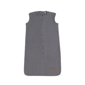 Sleeping bag Breeze anthracite - 90 cm