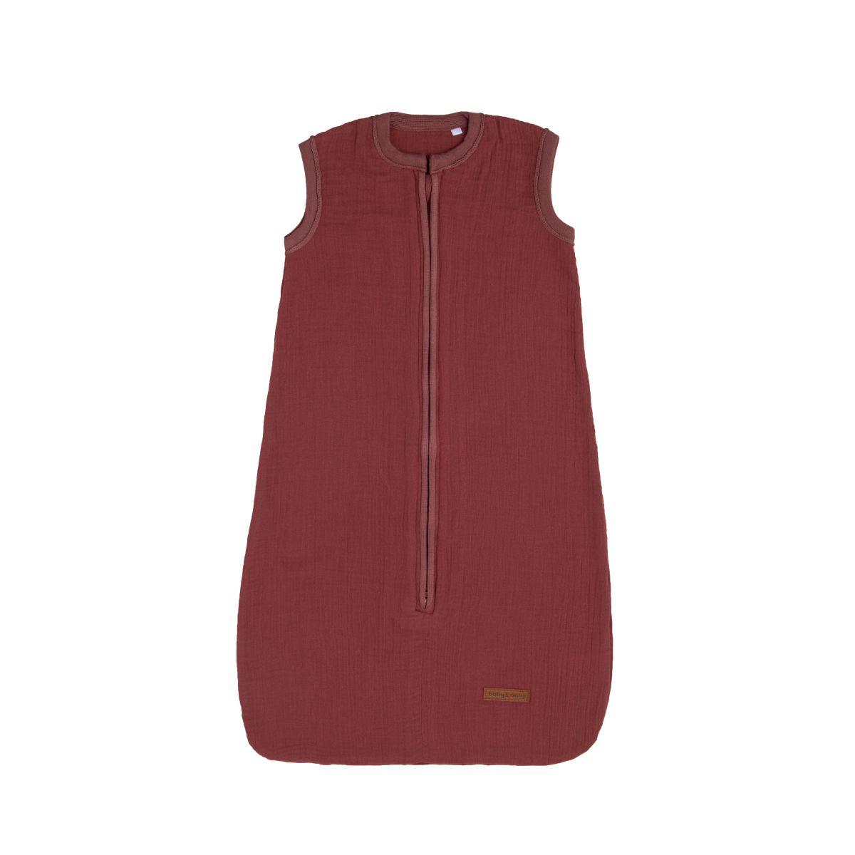 sleeping bag breeze stone red 90 cm