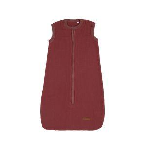 Sleeping bag Breeze stone red - 90 cm