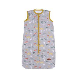 Sleeping bag Forest mustard - 90 cm