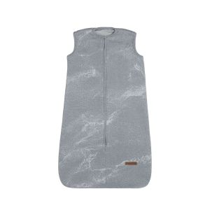 Sleeping bag Marble grey/silver-grey - 70 cm