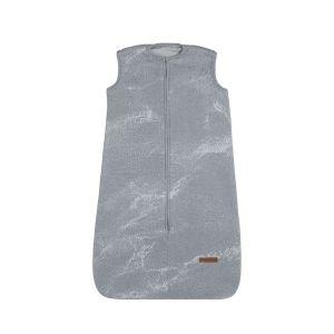 Sleeping bag Marble grey/silver-grey - 70 cm