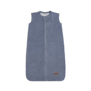 Sleeping bag Sense vintage blue - 90 cm