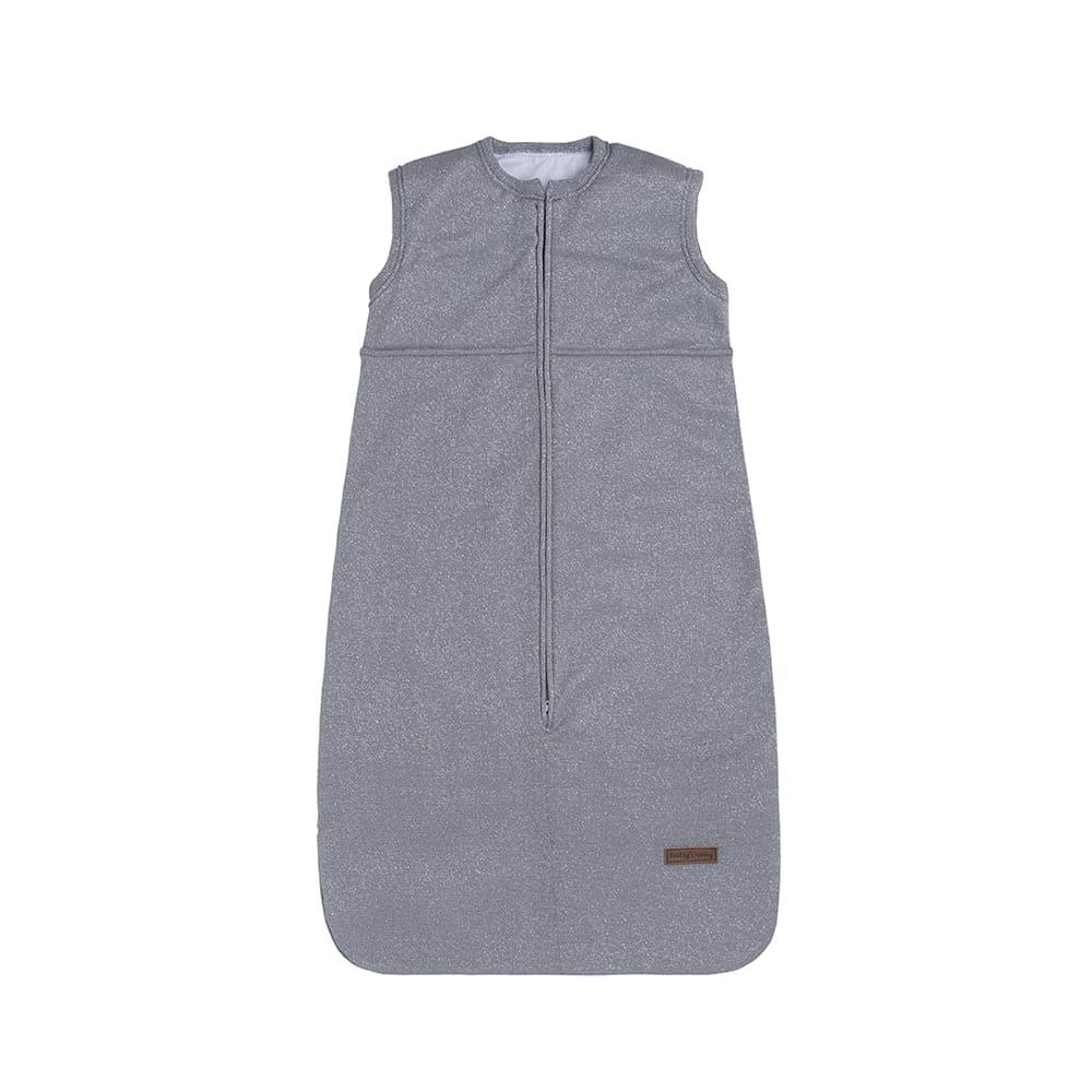 sleeping bag sparkle silvergrey mlee 90 cm