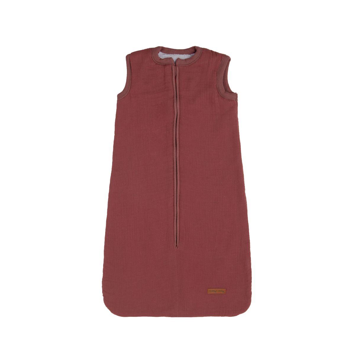 sleeping bag teddy breeze stone red 70 cm