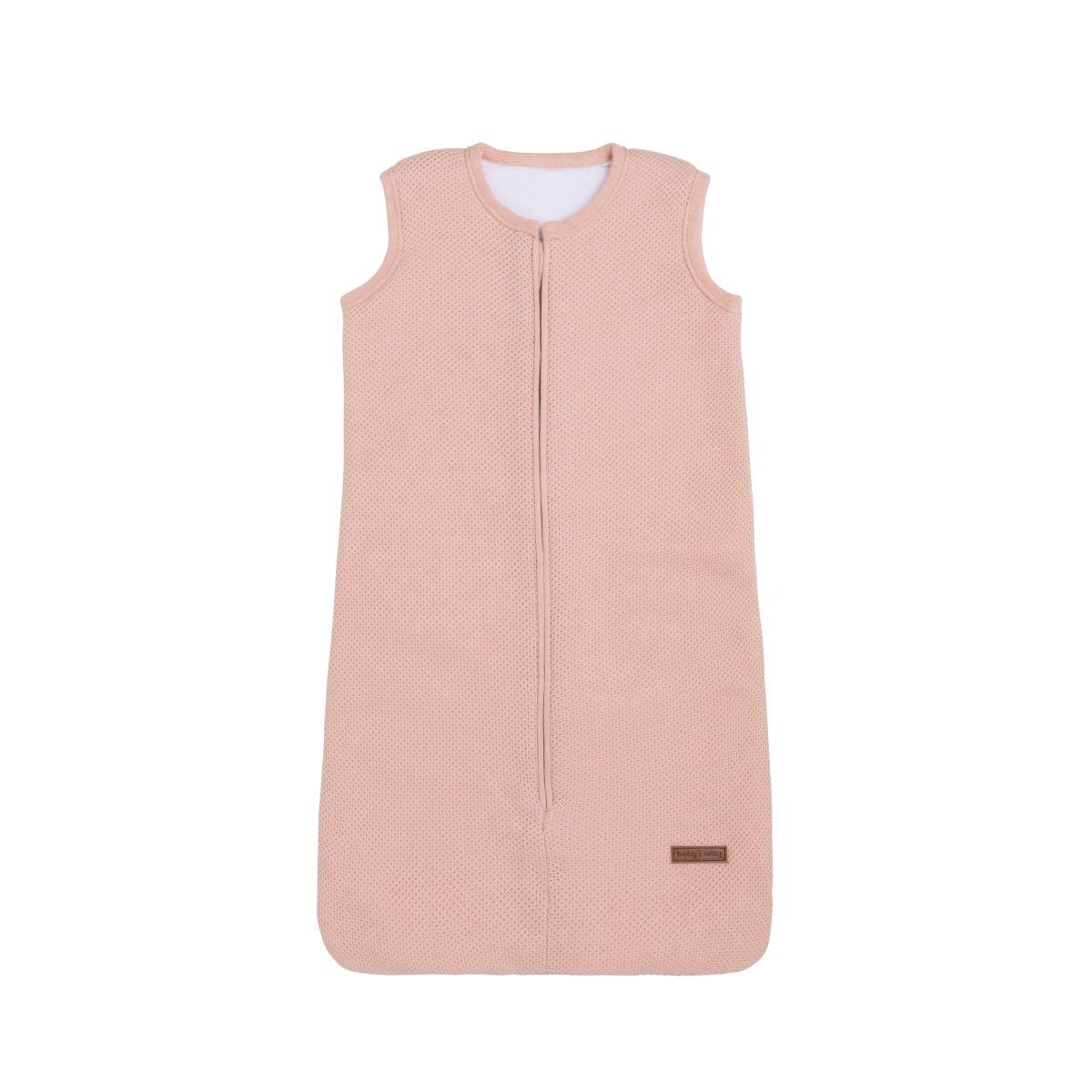 sleeping bag teddy classic blush 70 cm