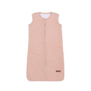 Sleeping bag teddy Classic blush - 70 cm