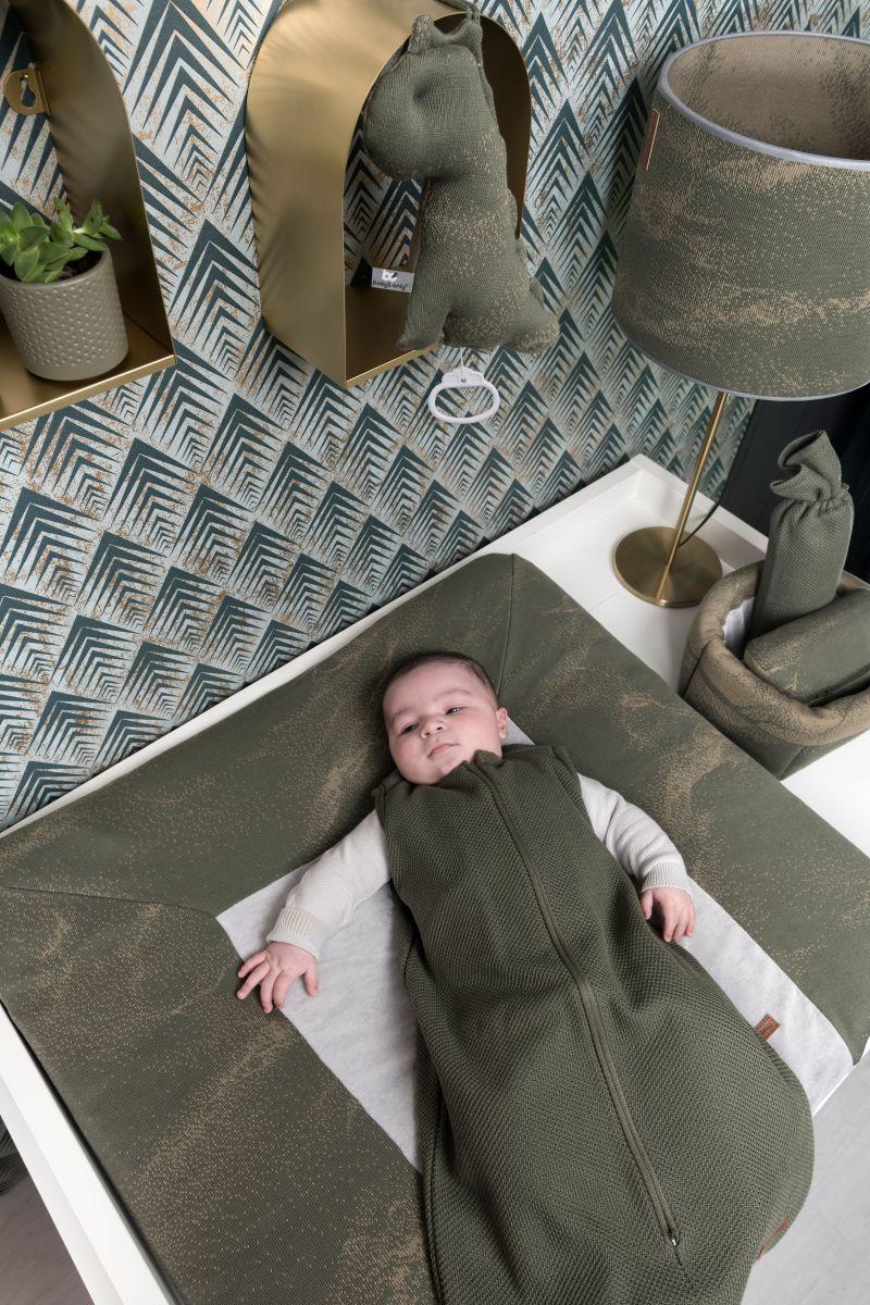 sleeping bag teddy classic khaki 70 cm