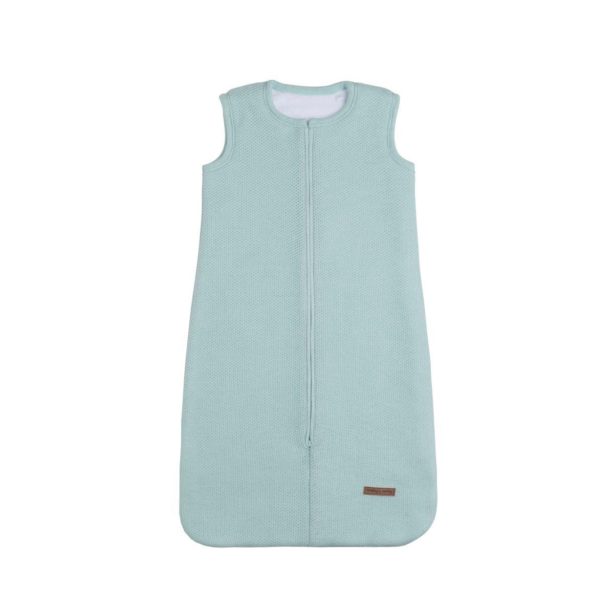 sleeping bag teddy classic mint 70 cm