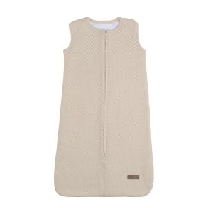 Sleeping bag teddy Classic sand - 70 cm
