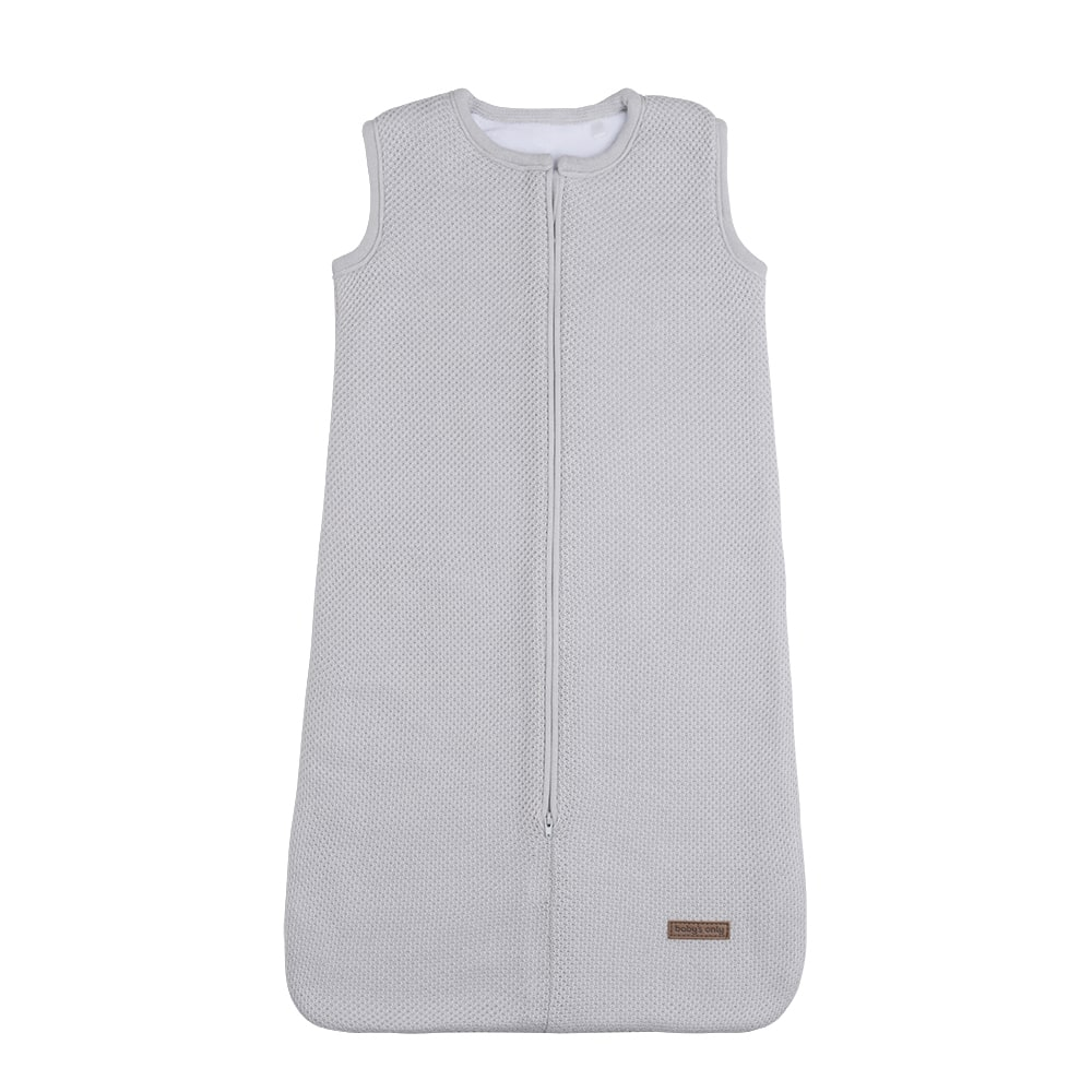 sleeping bag teddy classic silvergrey 70 cm