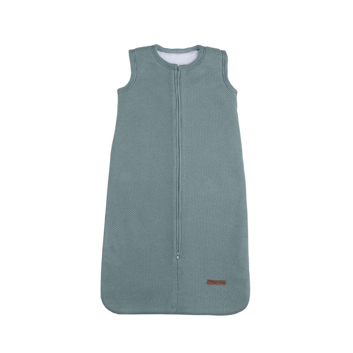 sleeping bag teddy classic stonegreen 70 cm