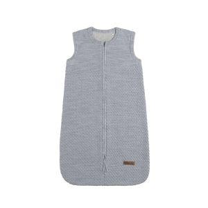 Sleeping bag teddy Cloud grey - 70 cm