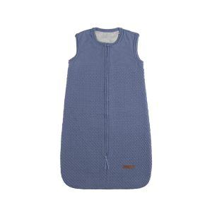 Sleeping bag teddy Cloud indigo - 70 cm