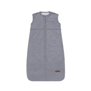 Sleeping bag teddy Sparkle silver-grey mêlee - 70 cm