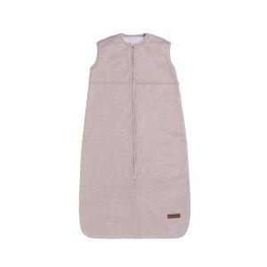 Sleeping bag teddy Sparkle silver-pink mêlee - 70 cm