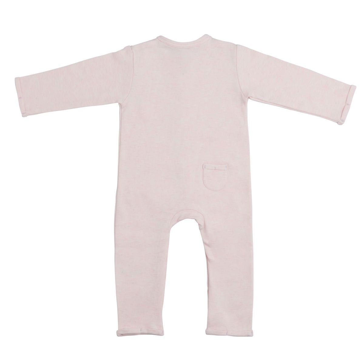 sleepsuit melange classic pink 50