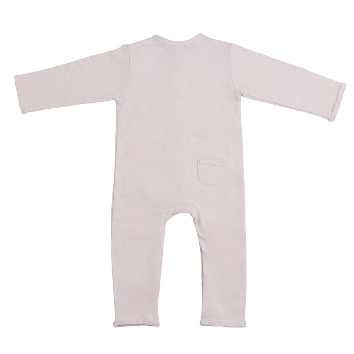sleepsuit melange classic pink 56