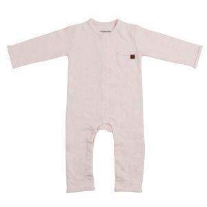 Sleepsuit Melange classic pink - 68