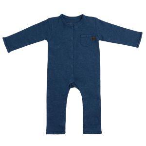 Sleepsuit Melange jeans - 68