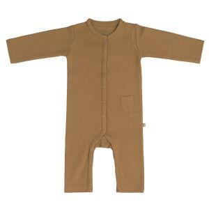 Sleepsuit Pure caramel - 50