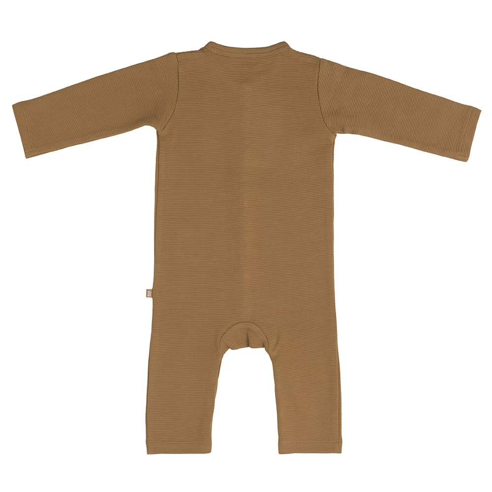 sleepsuit pure caramel 56