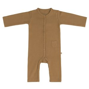 Sleepsuit Pure caramel - 62