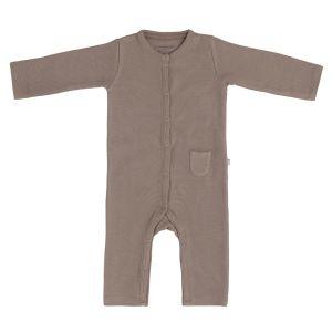 Sleepsuit Pure mocha - 50
