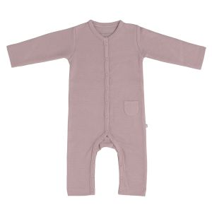 Sleepsuit Pure old pink - 50