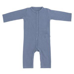 Sleepsuit Pure vintage blue - 68