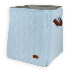 Storage basket Cable baby blue