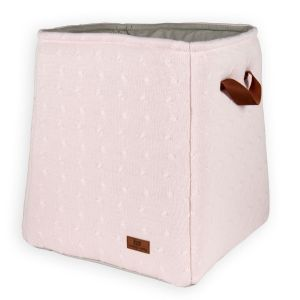 Storage basket Cable classic pink