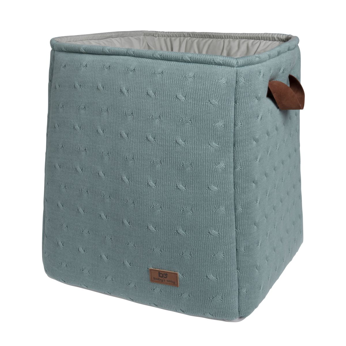 storage basket cable stonegreen