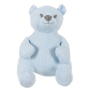 Stuffed bear Classic powder blue