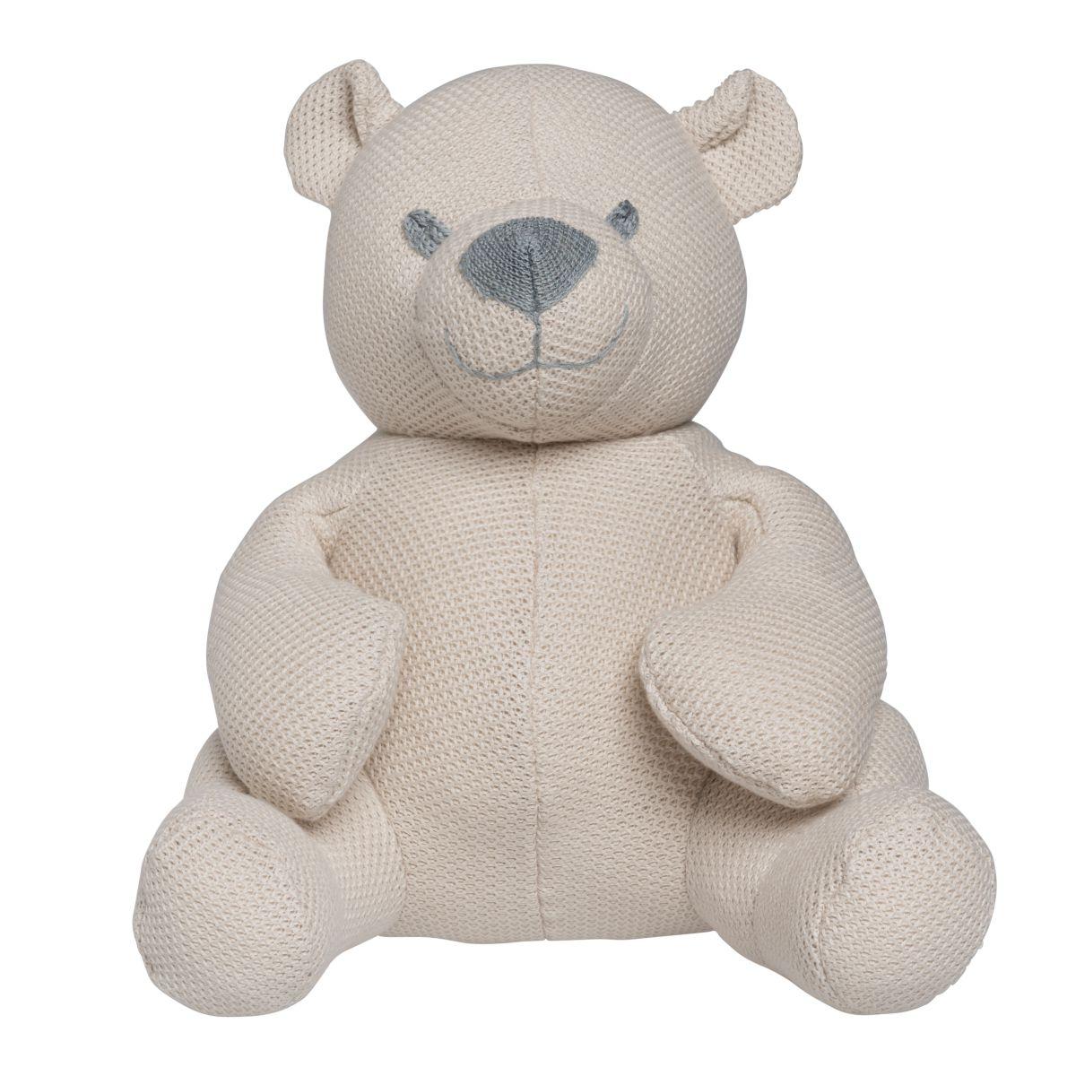 stuffed bear classic sand