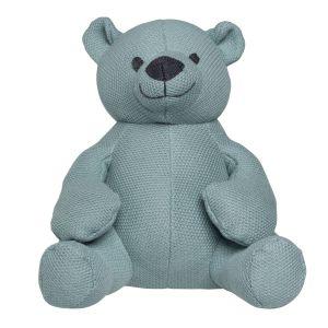 Stuffed bear Classic stonegreen