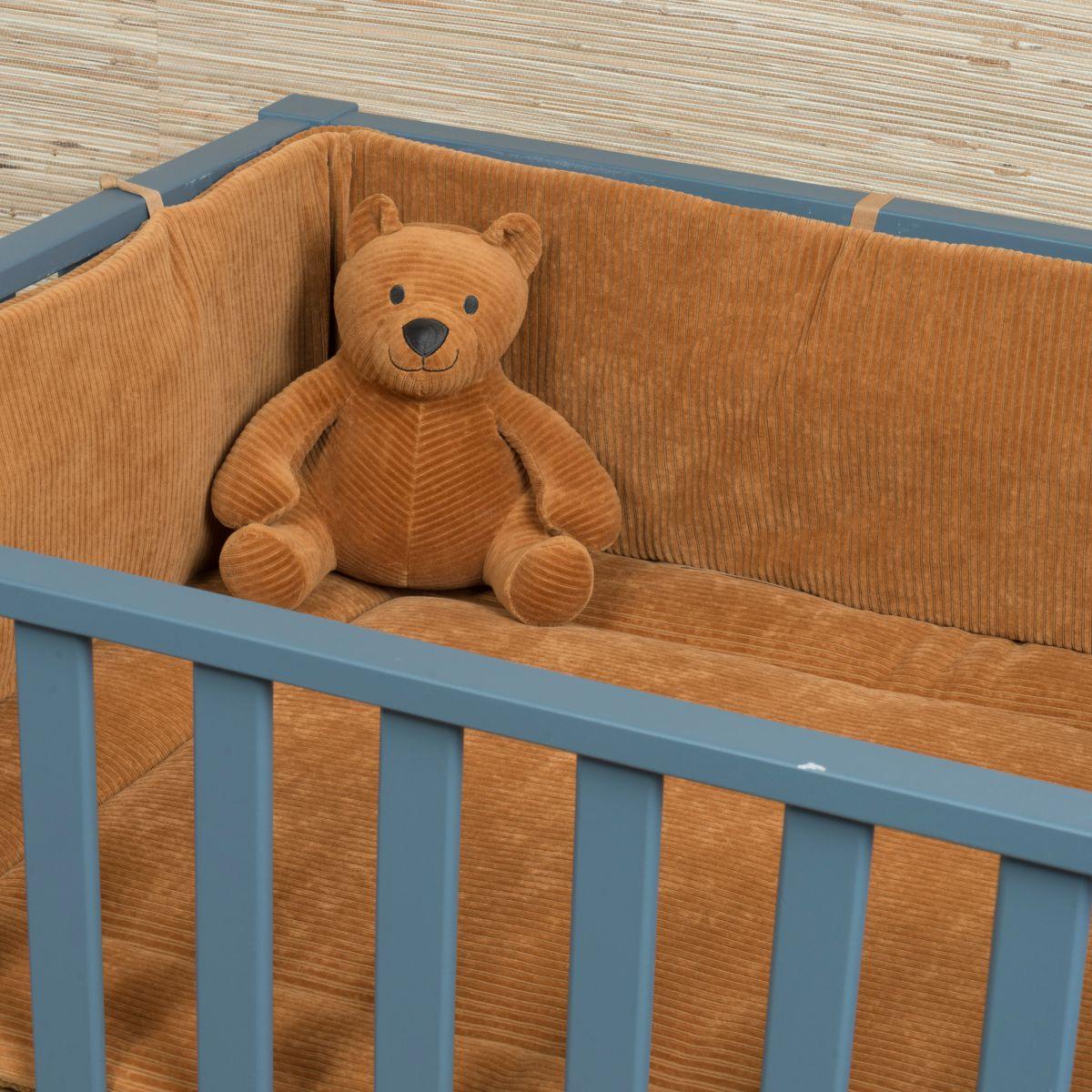 stuffed bear sense caramel