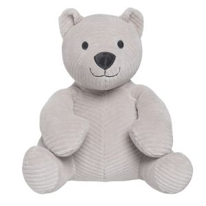 Stuffed Bear Sense pebble grey