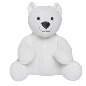 Stuffed Bear Sense white