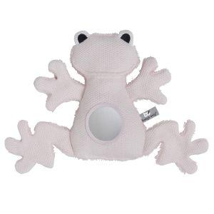 Stuffed Frog classic pink