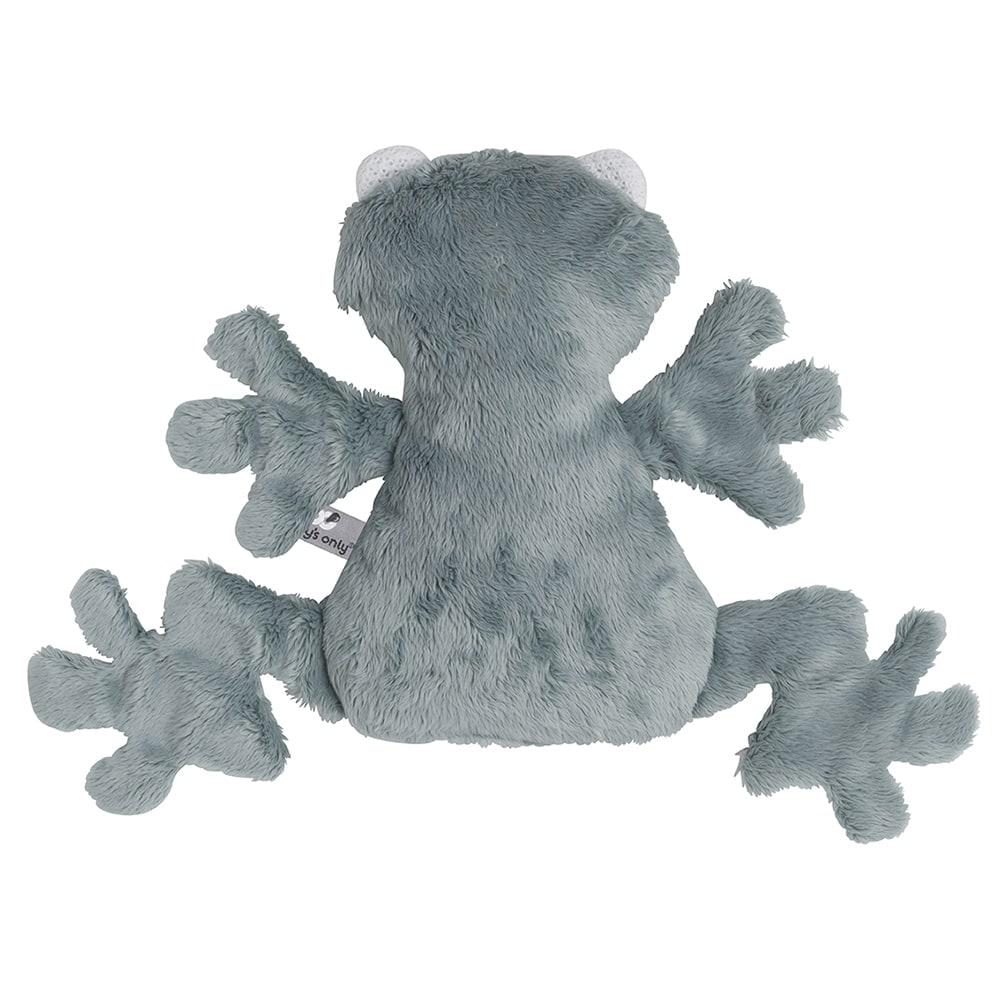 stuffed frog stonegreen