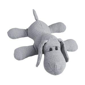 Stuffed puppy Cloud grey