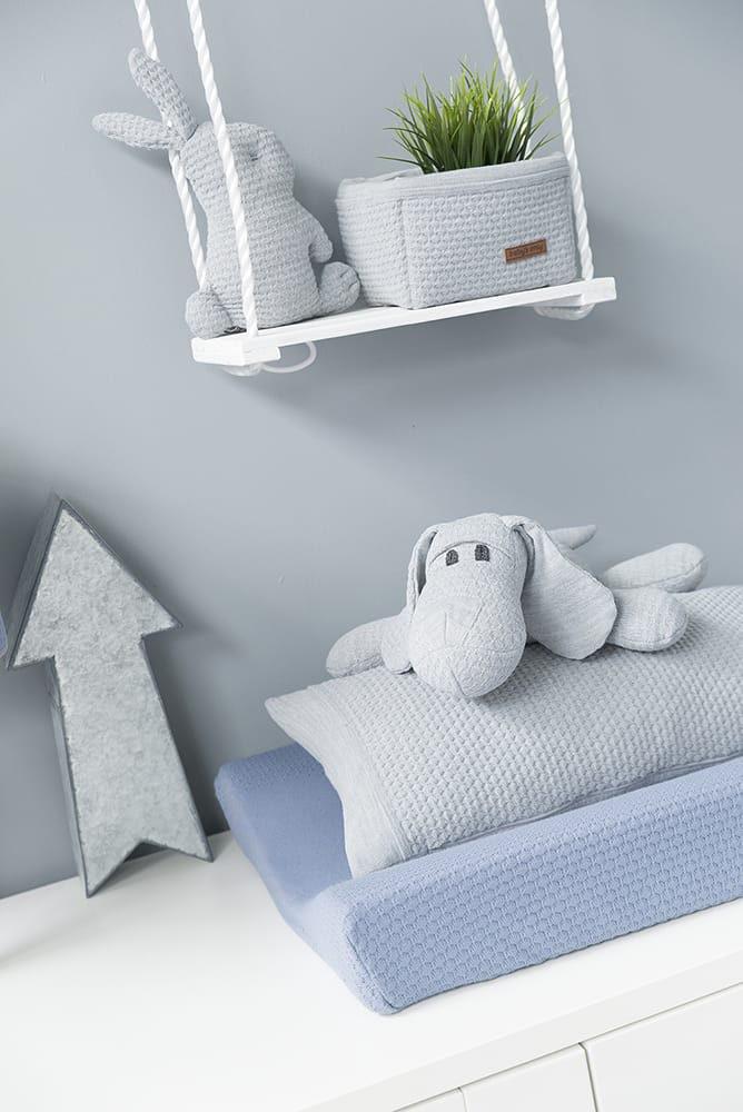 stuffed puppy cloud indigo