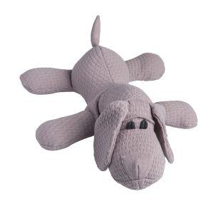 Stuffed puppy Cloud lavender