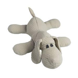 Stuffed puppy Cloud olive