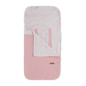Summer footmuff car seat 0+ Breeze old pink