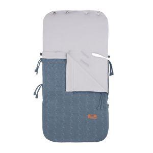 Summer footmuff car seat 0+ Cable granit